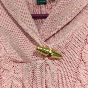 Ralph Lauren Sweaters - LAUREN by Ralph Lauren Pink Cable knit sweater Sm